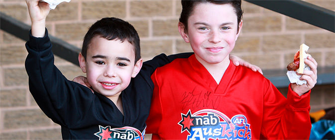 NAB AFL Auskick Local Activity Fund