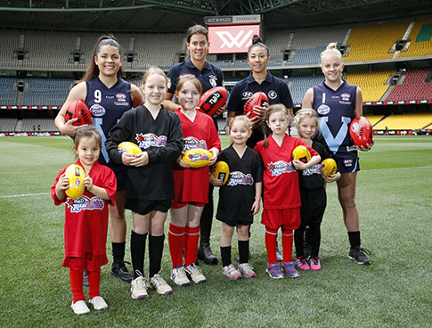 NAB AFL Women's Rising Stars Program