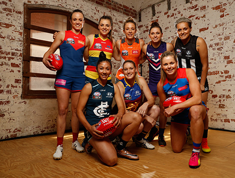 NAB AFL Women's Competition