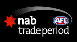 NAB AFL Trade Period